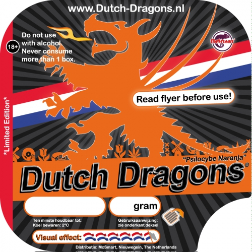 dutch dragons magic truffel