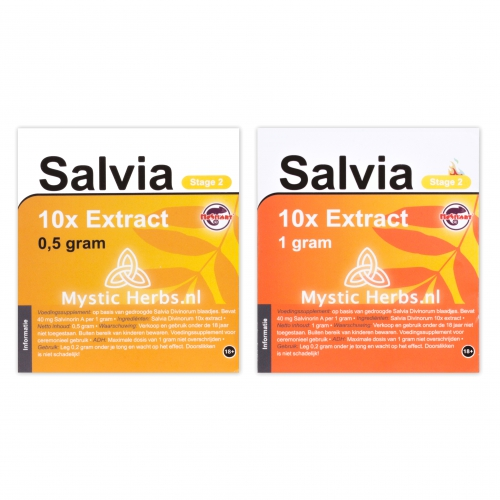 Salvia Divinorum 10X Extract