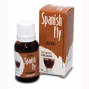 Spanish Fly vloeistof in fles