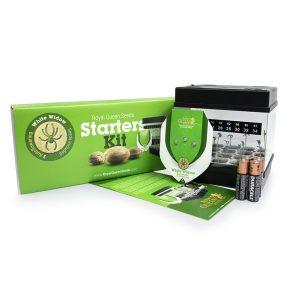 Starters kit voor wielzaden