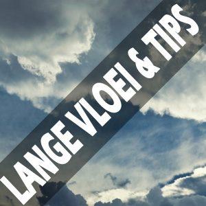 Lange vloei/tips