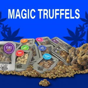 Magic truffels