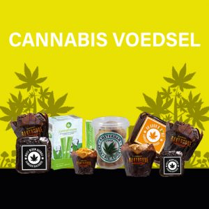 Cannabis voedsel